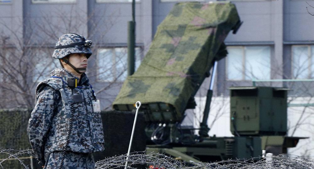 日本防卫省或因朝鲜火箭发射在先岛群岛部署防空导弹系统