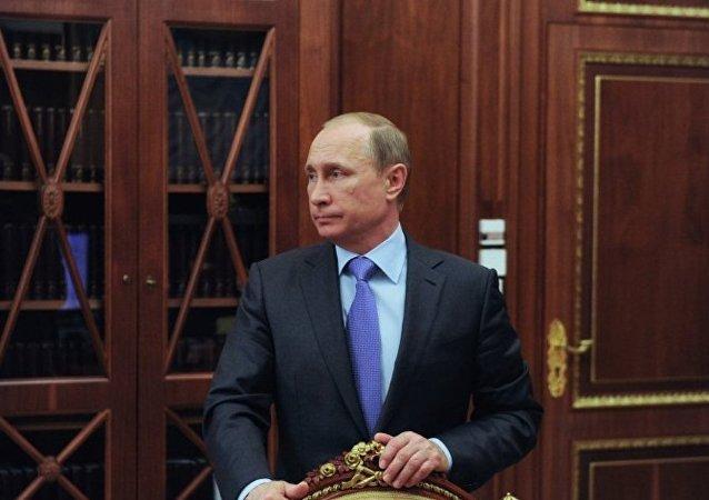 克里姆林宫:普京2月3日将会见美前国务卿基辛格