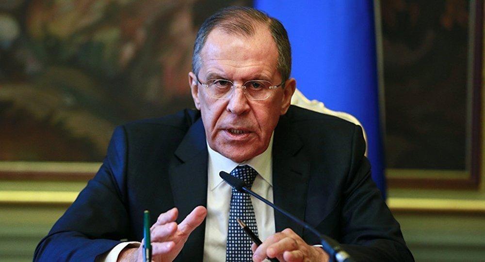 拉夫罗夫:俄罗斯在战胜恐怖分子之前不会停止俄战机在叙利亚的行动