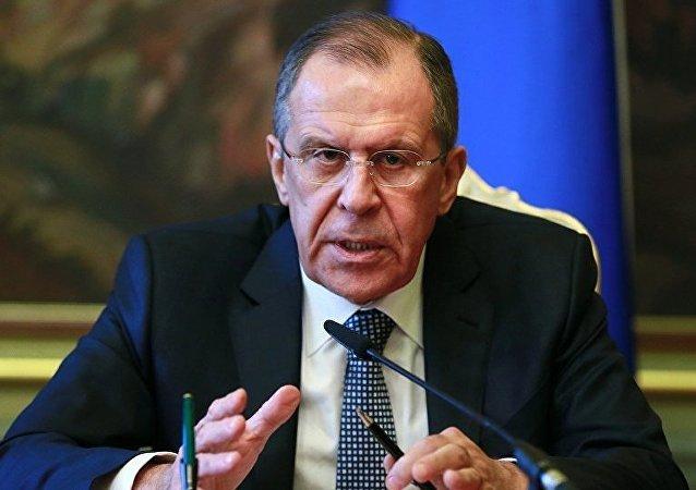 俄外长:俄期望美国制裁措施不会彻底孤立朝鲜