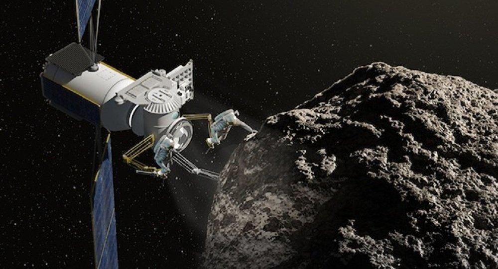 卢森堡决定开采小行星矿产资源