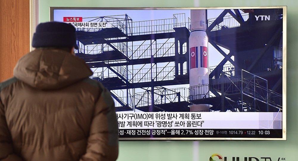 中国呼吁朝鲜不要加剧朝鲜半岛紧张