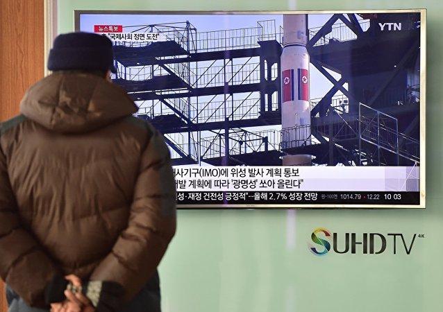 朝鲜劳动党机关报:朝鲜承诺继续发射卫星