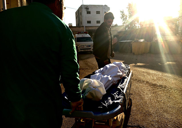 以美国为首的联军承认其在叙、伊的打击导致624名平民丧生