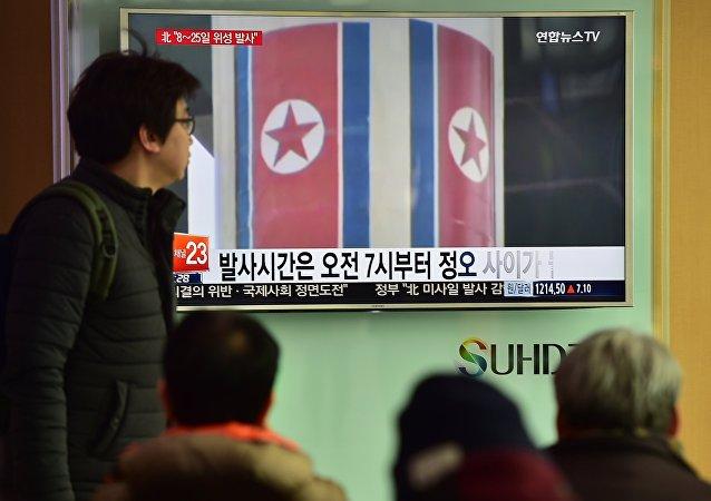 俄外长:俄韩两国坚持朝鲜半岛无核化目标