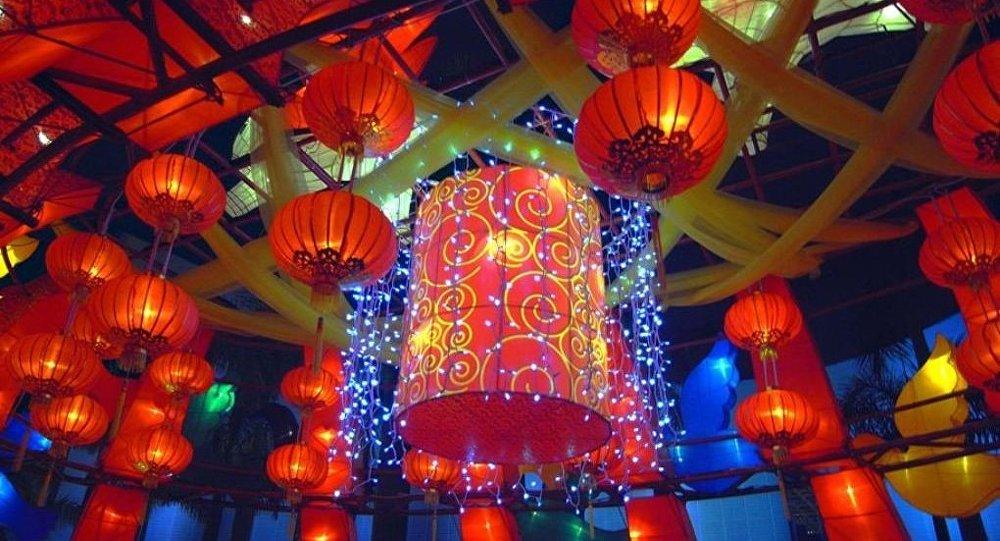 莫斯科将于11月底举办中国灯笼节