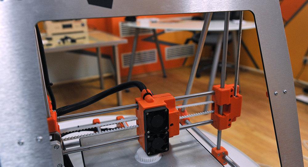 """""""阿尔玛塔""""将能使用3D打印机进行打印:军械工人准备进行技术突破"""
