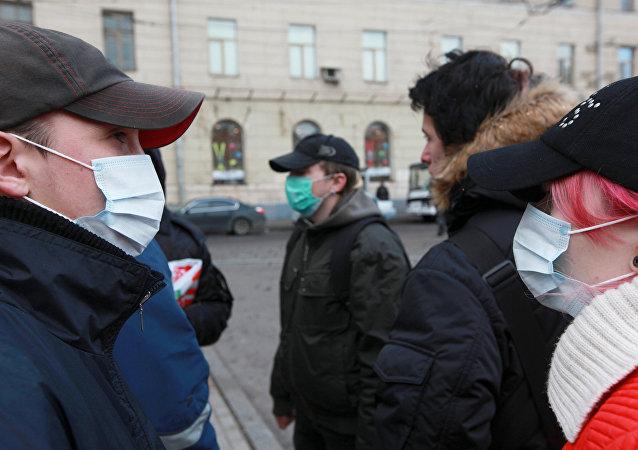 俄卫生部:猪流感在流感患病总数中所占比例增至95%