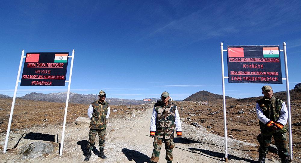 中国外交部:中方希望印方将越界人员撤回印方一侧以避免事态扩大