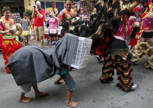 春节, 菲律宾