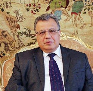 土耳其国际柔道锦标赛将为纪念俄罗斯大使卡尔洛夫举行