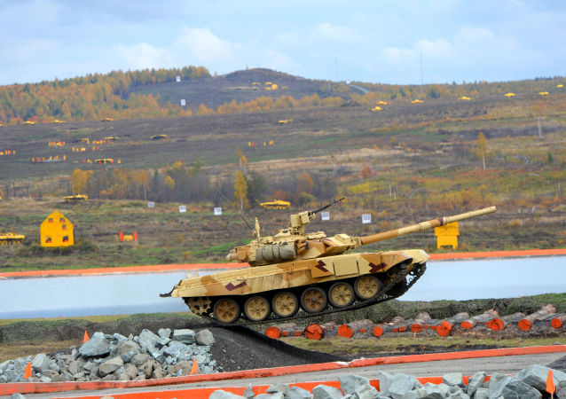 俄联邦军技合作局:中东是俄罗斯武器的三大买家之一