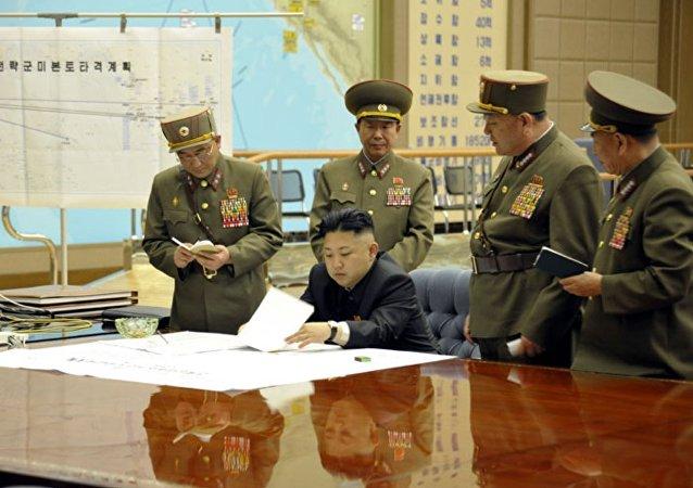 朝鲜总参谋