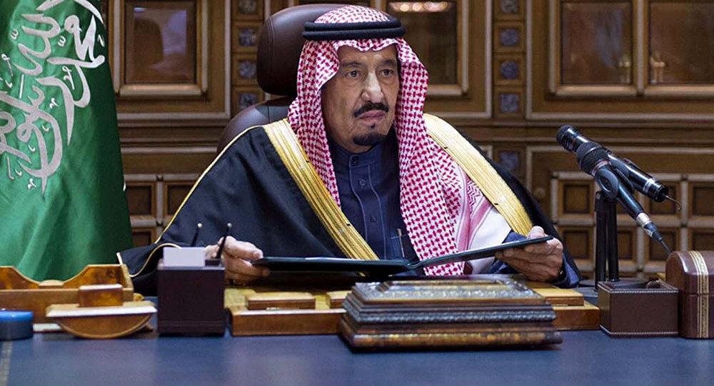 沙特阿拉伯國王薩勒曼•本•阿卜杜勒-阿齊茲