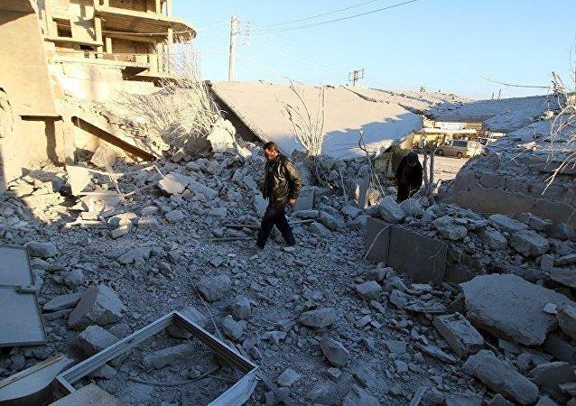 叙利亚阿勒颇省