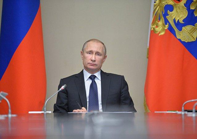 意大利专家认为普京是2015世界最具影响力政治家