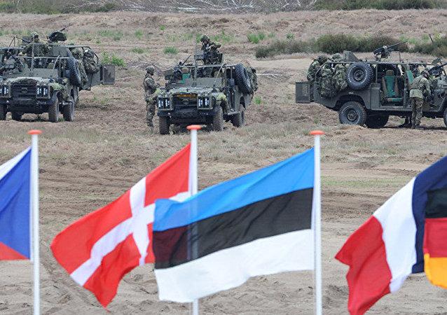 北约军事在欧洲