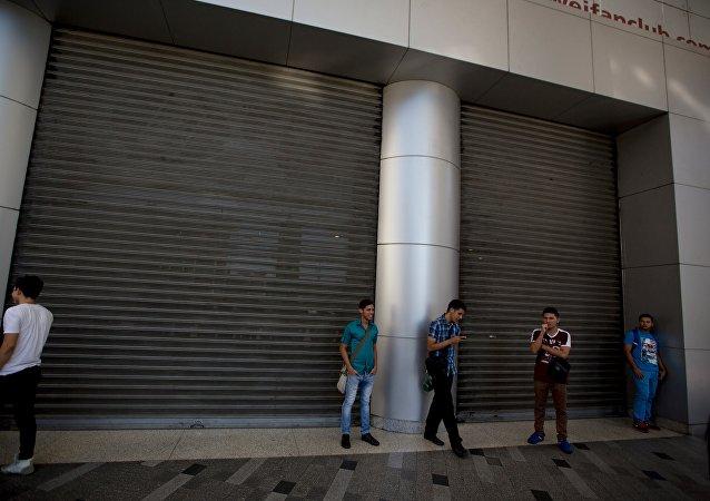委内瑞拉食物短缺 议会宣布进入紧急状态