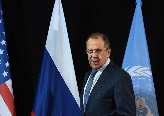 俄外长:俄希望美国不会对朝采取单边行动