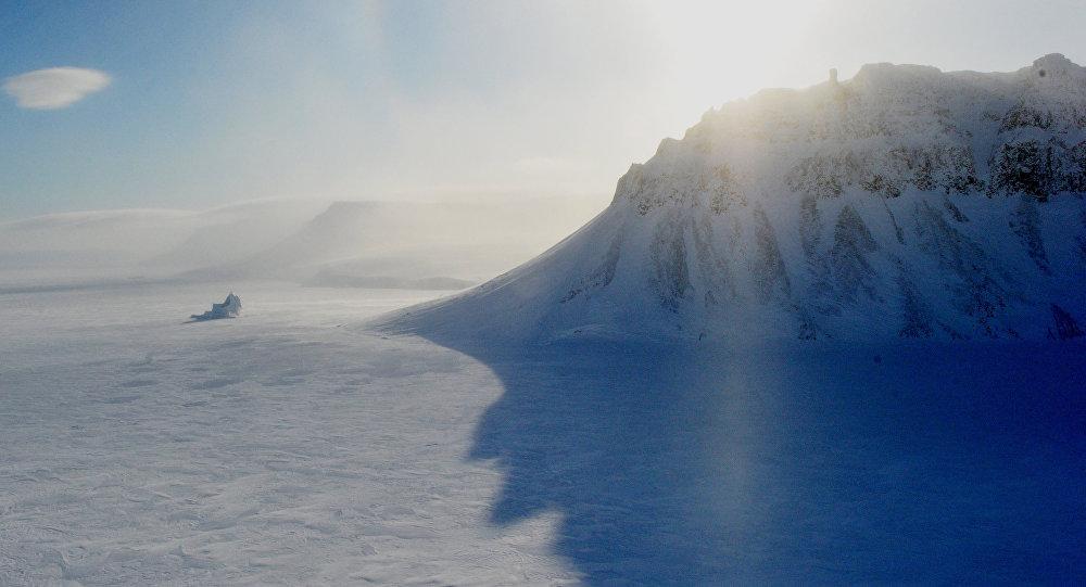 俄科学家证实在北极发现新金刚石矿藏的良好前景