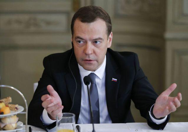俄总理2015年收入880万卢布