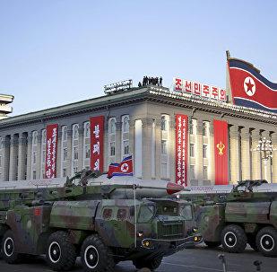 韩军方:朝鲜下次核试验或与前不同