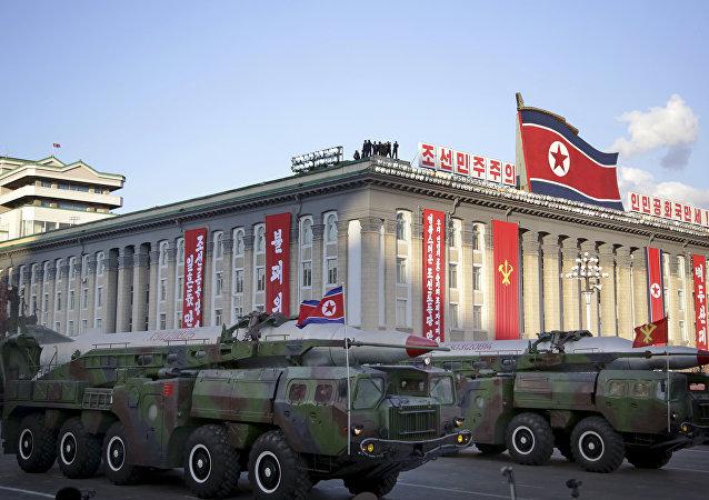 中国外交部:中方鼓励朝鲜与美国就朝核问题进行接触