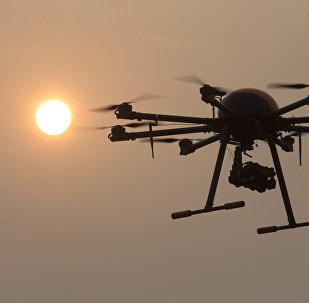 媒体:俄军将获得小型无人机拦截网