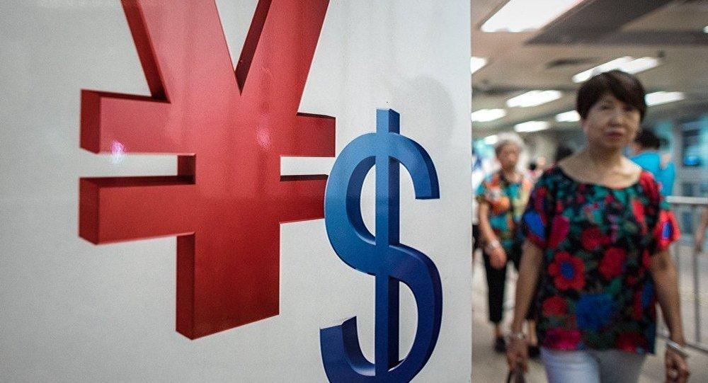 美国担忧中国对美金融战略