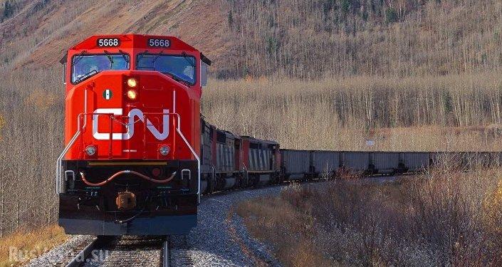 """媒体:首辆自中国发车的""""新丝绸之路""""货运专列抵达伊朗"""