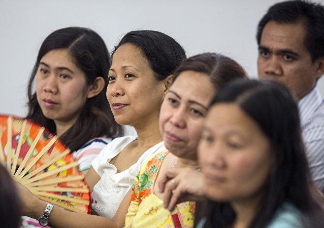 菲律宾卫生部建议妇女推迟怀孕计划