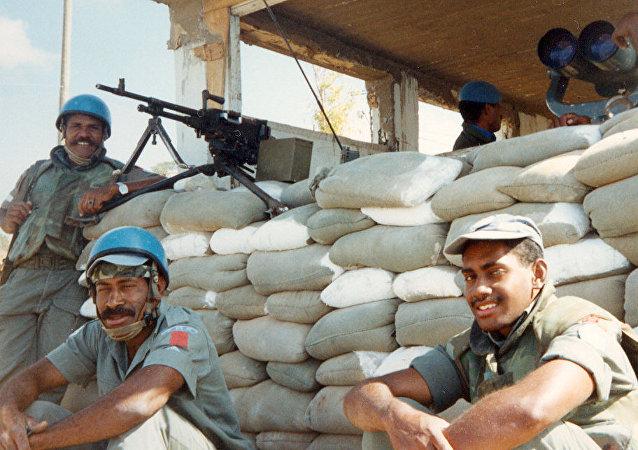斐济维和部队