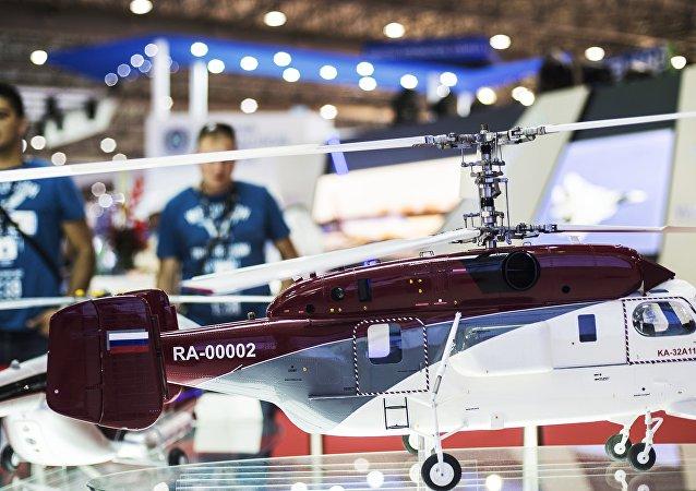 媒体:俄将在第十一届中国航展上设置有史以来最大的军事装备展区