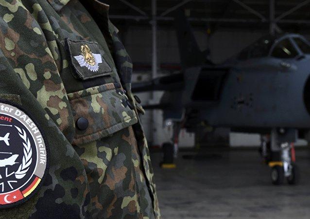 俄检查员将观看德国军事演习