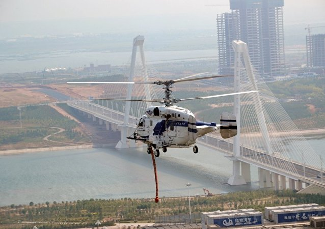 贝尔直升机公司将在中国建投资规模53亿元的直升机工厂