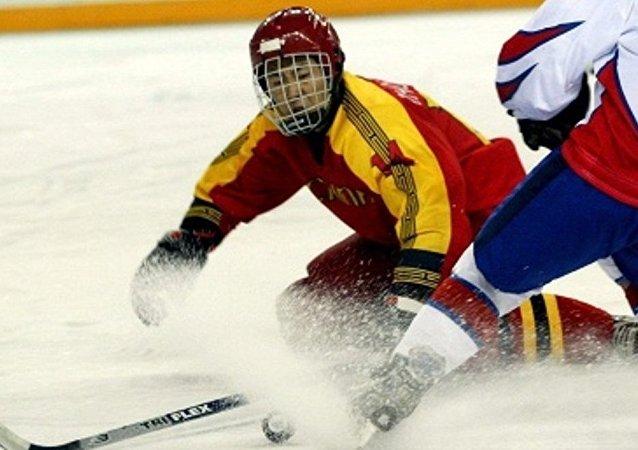 吉林为发展冰球事业投入108元亿人民币