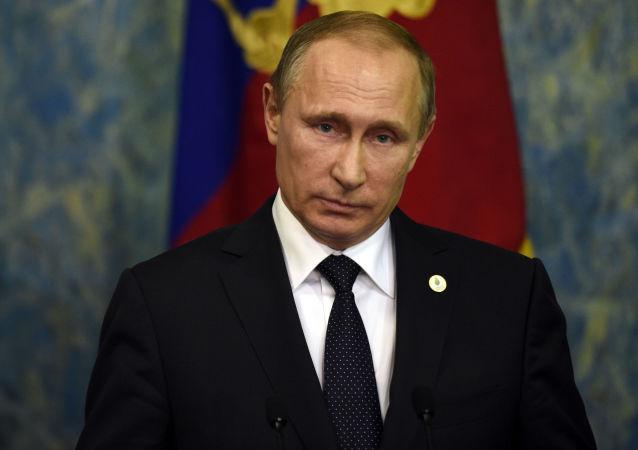 普京敦促德法领导人在华沙会见乌总统时对其施加影响力