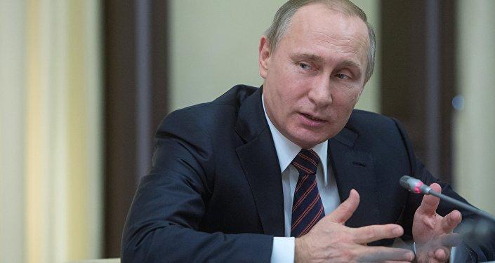 普京:俄2017年世界青年与学生联欢节应尽量去政治化