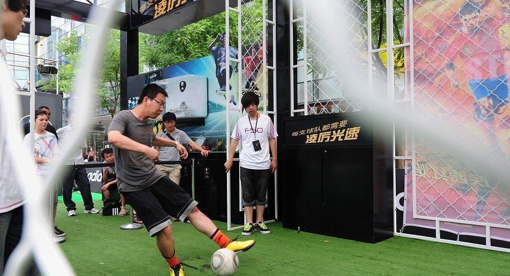 媒体:中国富人喜欢体育用品胜过奢侈品牌