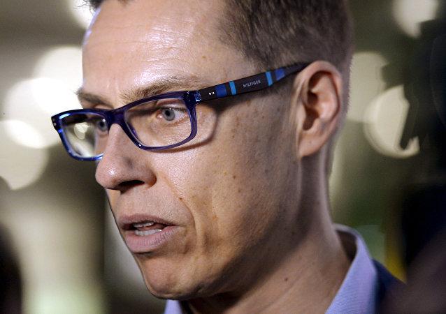 芬兰财长:英国可能退出欧盟或将成为欧洲的灾难