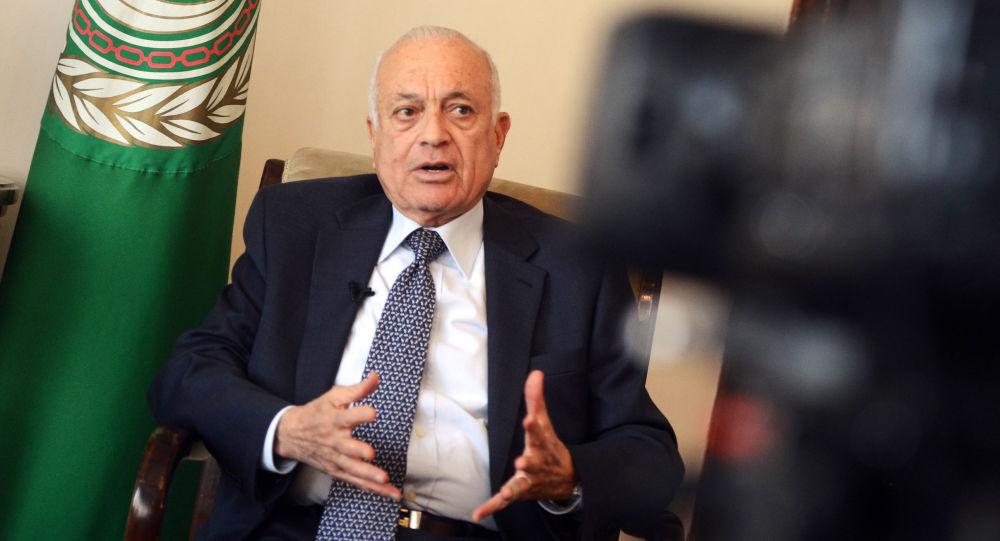 阿拉伯国家联盟秘书长阿拉比