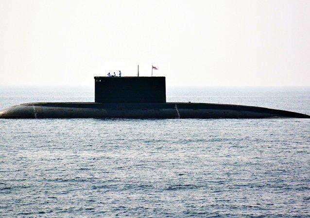 印度已开始落实建造6艘核潜艇的项目