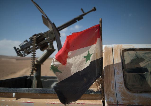 叙反对派最高委员会致函美国就叙停火机制提出意见