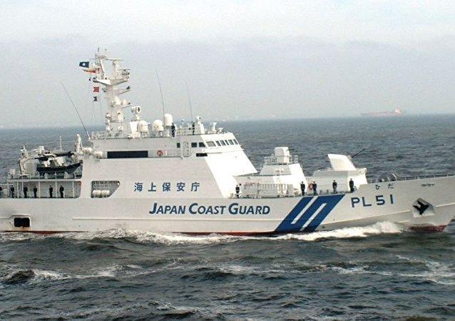 日本在东海组建最大边防舰队