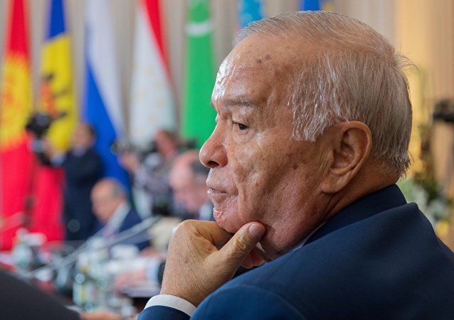 乌兹别克斯坦总统:上合组织成立15年来已成为有高效的国际组织