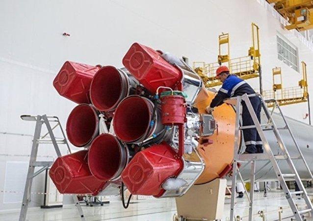 """俄""""能源""""火箭航天集团:新的超重型星际运载火箭将根据模块的原则组装"""