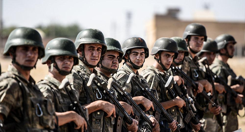 """埃尔多安:""""贾拉布鲁斯攻势""""行动将一直持续到来自库尔德人的威胁消除"""