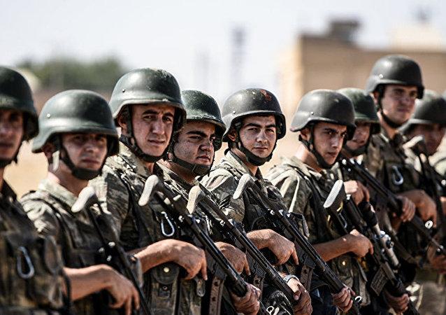 土耳其军队