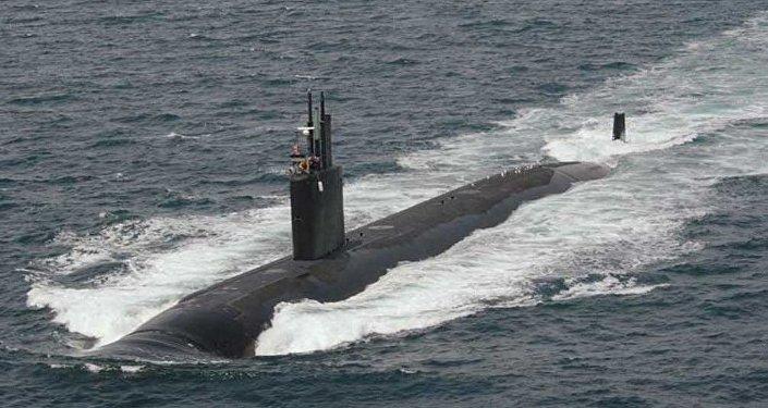 美国洛杉矶级核动力攻击潜舰