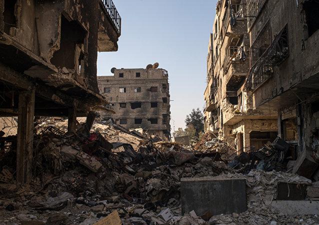 叙反对派高级谈判委员会称愿遵守停火制度两周
